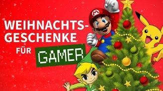 Mit diesen 5 Geschenkideen für Gamer sind frohe Weihnachten garantiert!