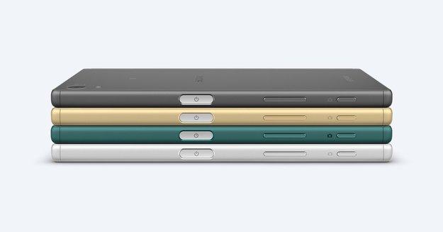Sony Xperia Z6: Gleich 5 neue Modelle mit Displaydiagonalen von 4 bis 6,4 Zoll