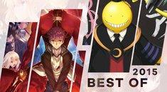 Das waren die 6 besten Anime-Serien 2015