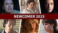 Film- und Serien-Newcomer 2015: Diese 20 Stars sind gekommen, um zu bleiben