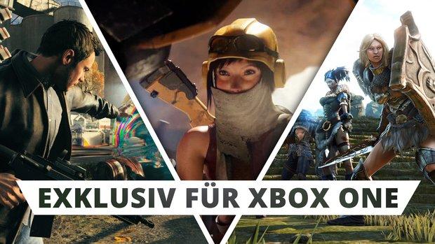 Xbox One Spiele 2016: Die große Liste der Exklusivtitel