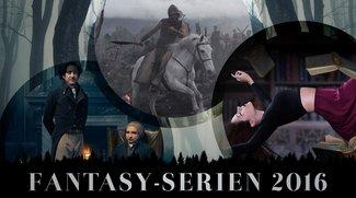 Neue Fantasy-Serien 2016: Diese Serien wollen Game of Thrones herausfordern