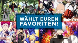 Was war die beste Anime-Serie 2015?