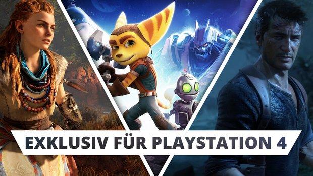 PlayStation 4 Spiele 2016: Die große Liste der Exklusivtitel