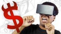 Die 600-Dollar-Realität: Ist VR eine Totgeburt?
