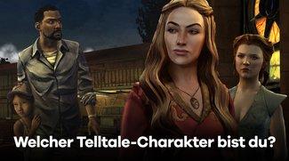 Teste dich: Welcher Telltale Games-Charakter bist du?