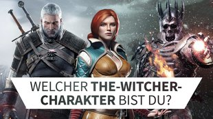 Welcher The-Witcher-Charakter bist du?