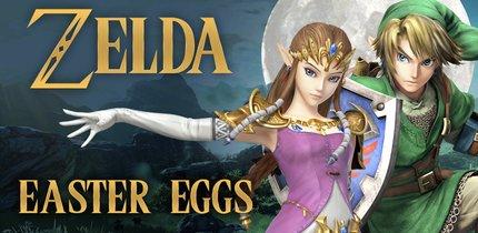 The Legend of Zelda: Diese Easter Eggs musst du gesehen haben!