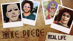 One Piece in Real Life: Diese Stars sehen aus wie deine liebsten Charaktere