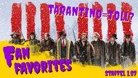 Genial oder überschätzt? Unser Quentin-Tarantino-Special zu The Hateful 8: Fan Favorites - Staffel 1.07