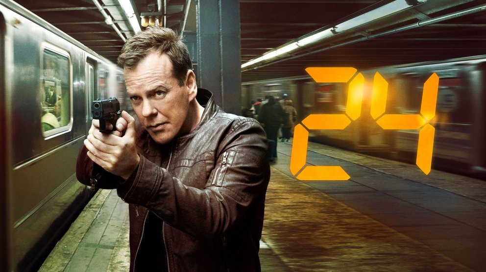 24 Kiefer Sutherland Screenshot