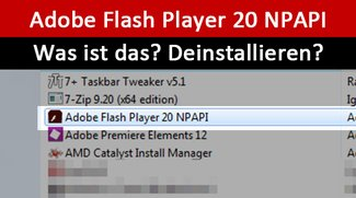 adobe flash player npapi