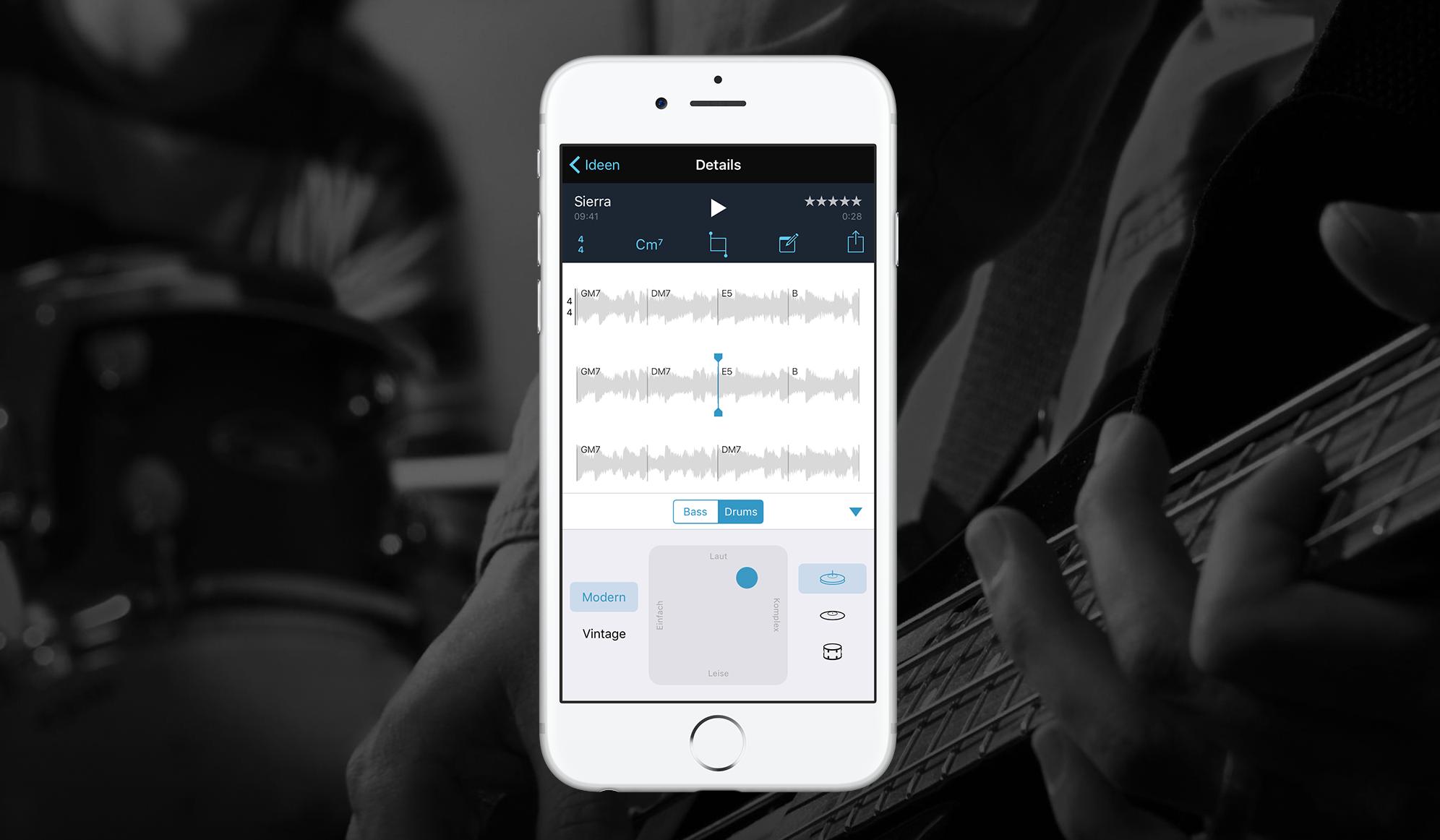 Ideen App musikmemos apple präsentiert app für songwriter zur organisation