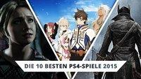 PS4-Spiele 2015: Die 10 besten Titel in der Übersicht