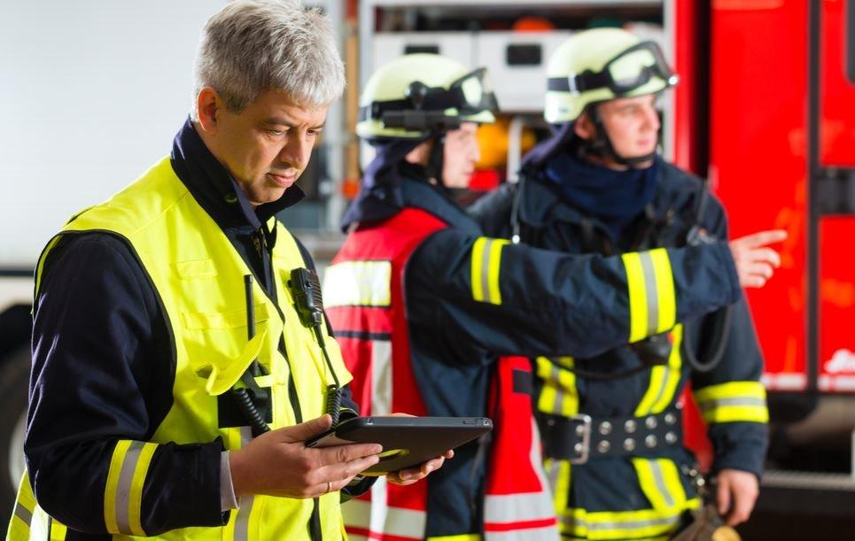 Betrüger Feuerwehr