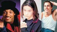 Wir haben die peinlichsten Teenie-Fotos von bekannten Hollywood-Stars gesucht und gefunden