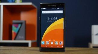 BlackBerry Priv: Android 6.0 Marshmallow kommt Ende April