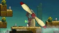 Blown Away: Innovatives Plattform-Spiel mit liebevoller Grafik veröffentlicht