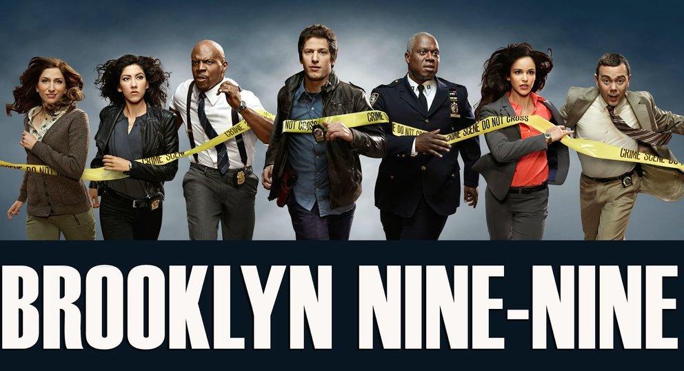 Brookly Nine Nine Banner