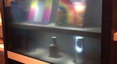 Panasonic zeigt nahezu unsichtbares Display [CES 2016]