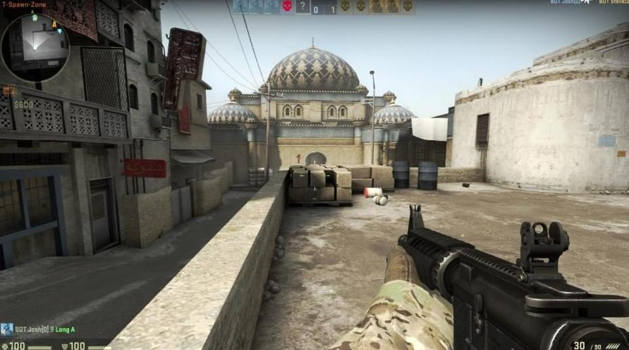 Counterstrike Global Offensive Screenhot