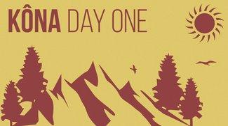 KÔNA Preview: Wie Twin Peaks. Mit Schnee. Und ohne Plan.