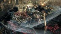 Dark Souls 3: Beidhändige Angriffe und große Schilde im neuen Gameplay-Video