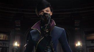 Dishonored 2: Darum haben Corvo und Emily nun eine Stimme