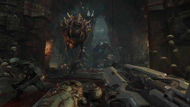 Doom: Bethesda verzichtet auf Mikrotransaktionen