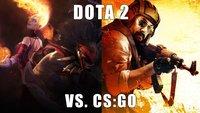 Counter-Strike versus Dota: Welche Weltregion spielt was?