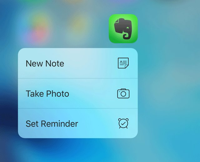 Evernote-Quick