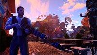 Fallout 4: YouTuberin baut Stadt aus Bioshock Infinite nach