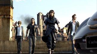 Final Fantasy XV: Square Enix verspricht eine 50 Stunden-Story
