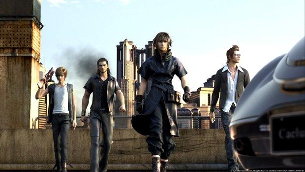 Final Fantasy XV: PC-Version kann durchaus nachgereicht werden