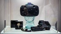 HTC Vive: Wird die VR-Brille etwa noch viel teurer als wir dachten?