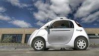 Google: Fahrerlose Autos hätten ohne menschlichen Eingriff 10 Unfälle gebaut