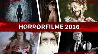Horrorfilme 2016: Unsere Top-Liste der wichtigsten Horror-Streifen des Jahres - inklusive aller Trailer