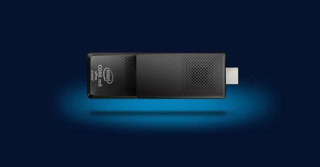 Intel Compute Stick mit Atom x5 ab sofort erhältlich