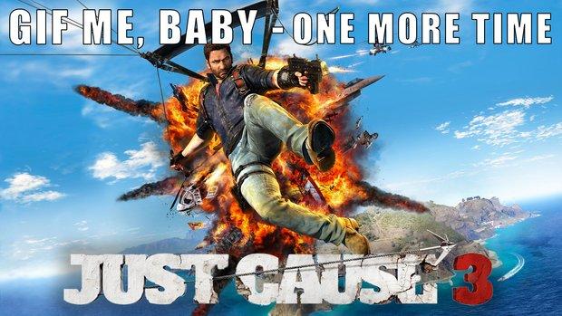 Just Cause 3: Diese 8 GIFs zeigen, wie verrückt das Spiel ist