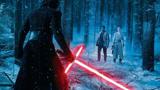 Kinocharts: Star Wars 7 kurz vor neuem Mega-Rekord