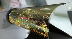 LG zeigt aufrollbares 18-Zoll-OLED-Display [CES 2016]