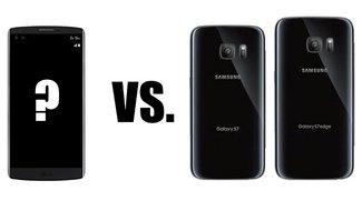 Samsung Galaxy S7 vs. LG G5: Alle Informationen & Gerüchte im Überblick