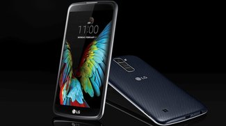 LG K10: Kamera-Smartphone für die Mittelklasse