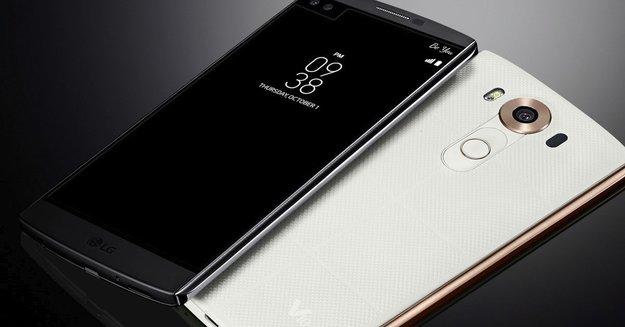 LG V10: Doppel-Display-Smartphone verfügbar, mit gratis 200 GB-microSD