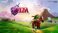 Blinder spielt The Legend of Zelda Ocarina of Time nach 5 Jahren durch!