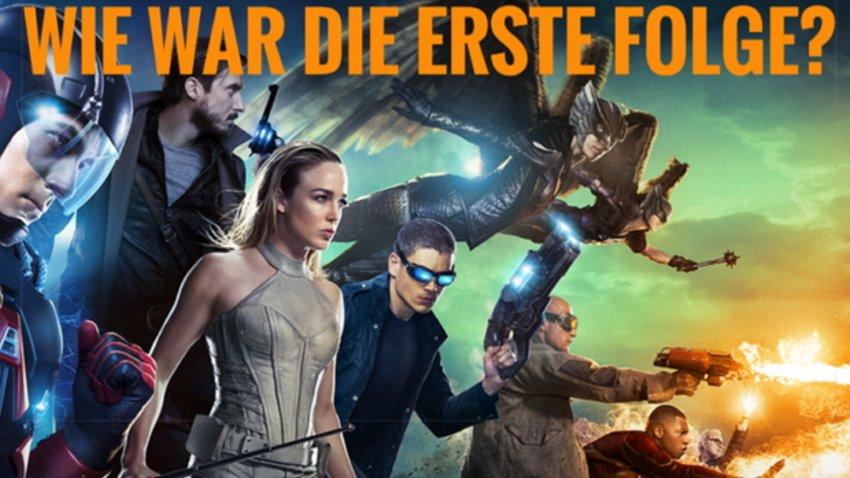 Legends Of Tomorrow Deutschland Start
