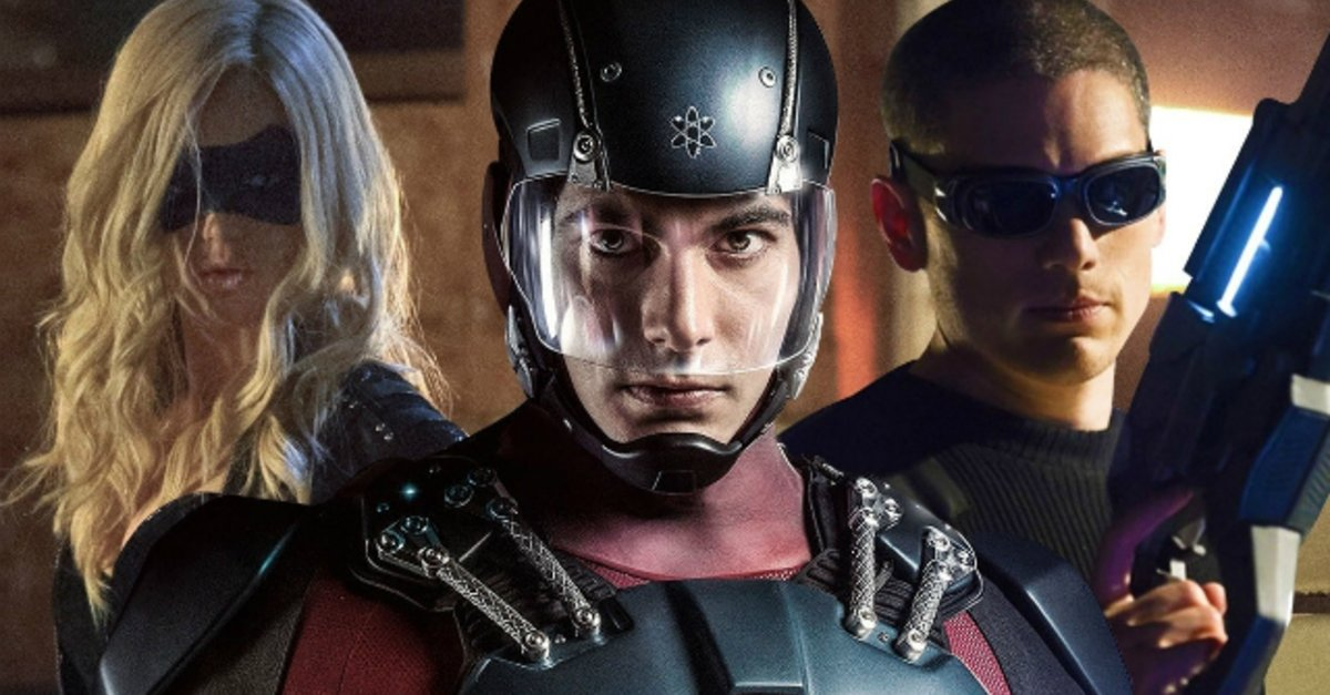 legends of tomorrow deutschland