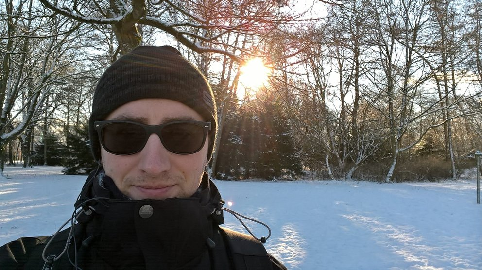 Lumia 950 XL frontkamera