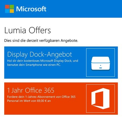 Lumia Offers Office 365