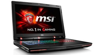 MSI GT72S Tobii: Erstes Eye-Tracking Gaming-Notebook vorgestellt (CES 2016)